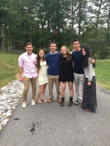 Class of 2016 Has Final Shabbaton