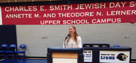 Middle School and High School Separated for Kabbalat Shabbat