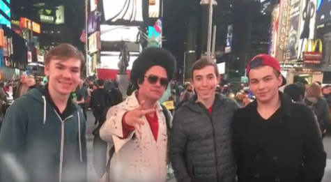 Times Square's predictions for NCAA tournament