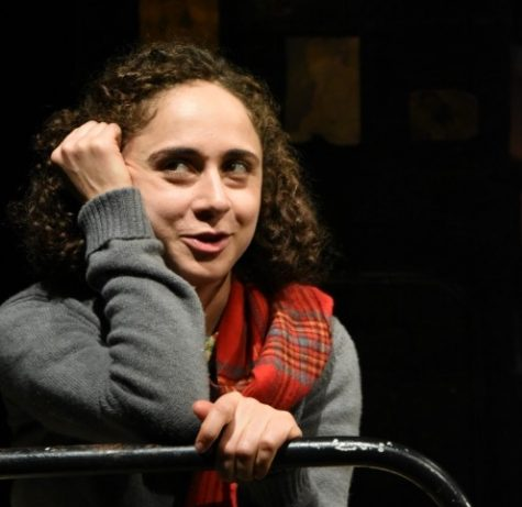 "Play review: ""The Diary of Anne Frank"""