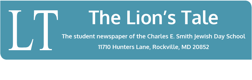 The student news site of Charles E. Smith Jewish Day School