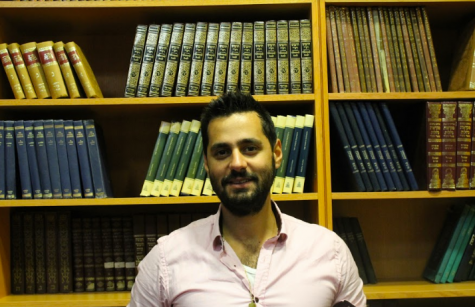Israeli Shaliach brings fresh perspective