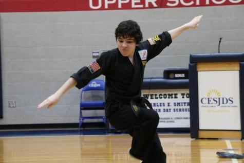 The Karate Kid: JDS style