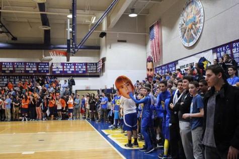A rivalry extending beyond the court