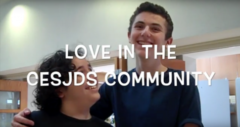 Love in the CESJDS community