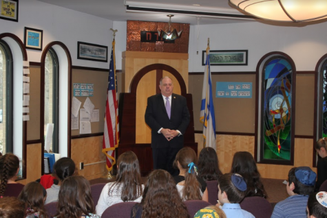 Maryland governor visits Lower School