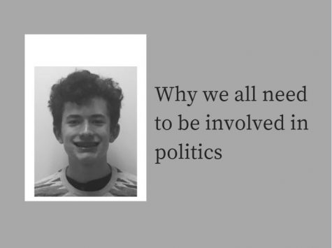 Why we all need to be involved in politics