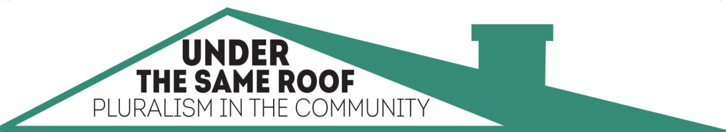 Under the same roof: Pluralism in the community