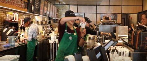 Video: Student by day, barista by night