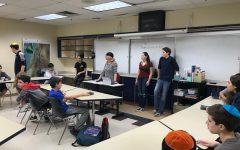Teacher in training: Zman Kodesh ozerim act as mentors for middle schoolers