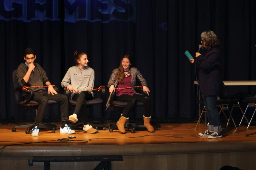 Game show activity scores big with students