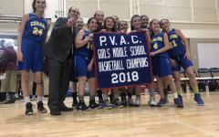 Lions defeat wildcats, win PVAC championship