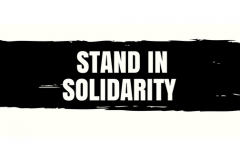 Stand in solidarity