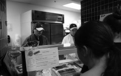 Cafeteria, revised: Students adjust to new lunch program