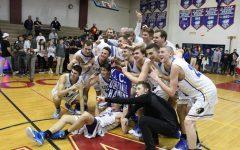 New boys varsity basketball players shake up roster
