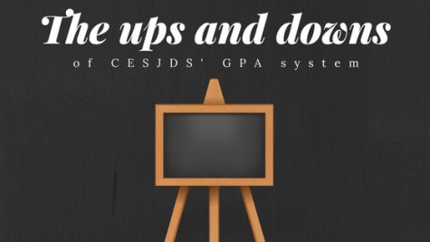 The ups and downs of CESJDS' GPA system