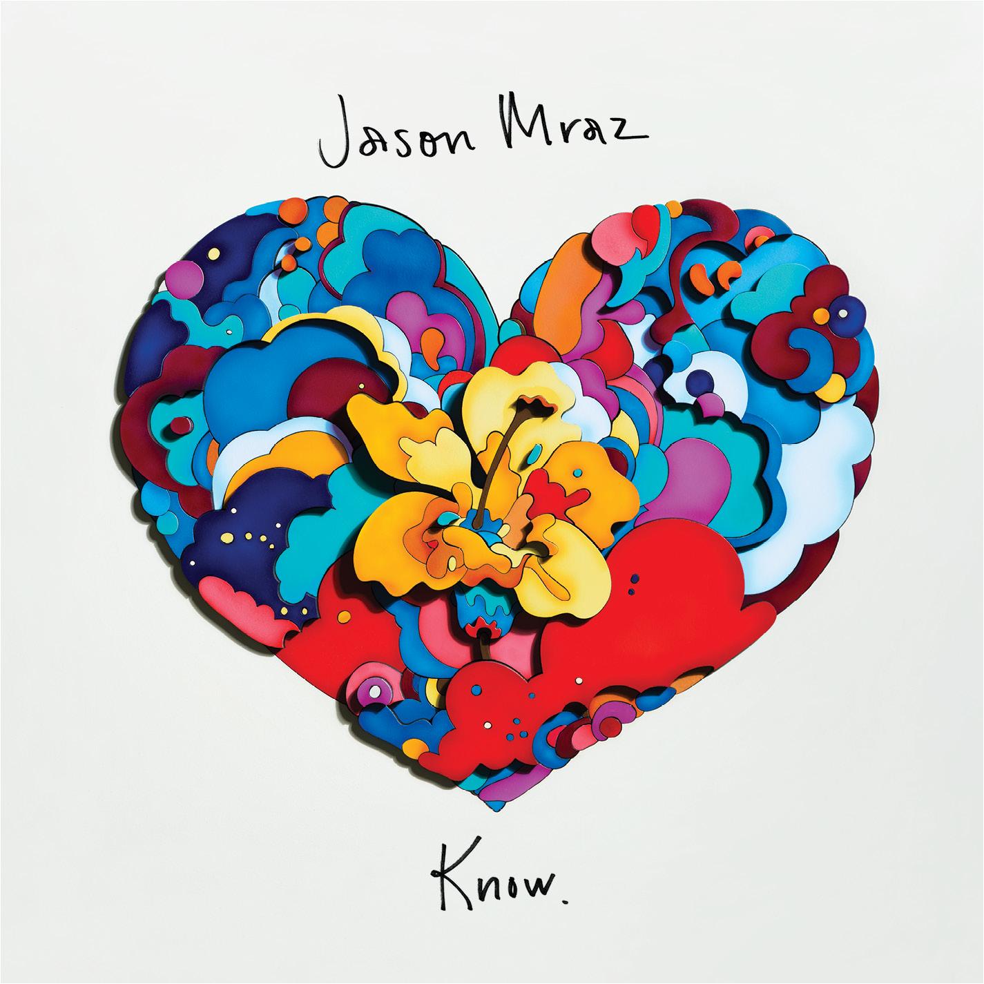 Jason Mraz's new album