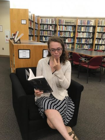 Profile: Assistant Library Media Specialist Mirele Kessous