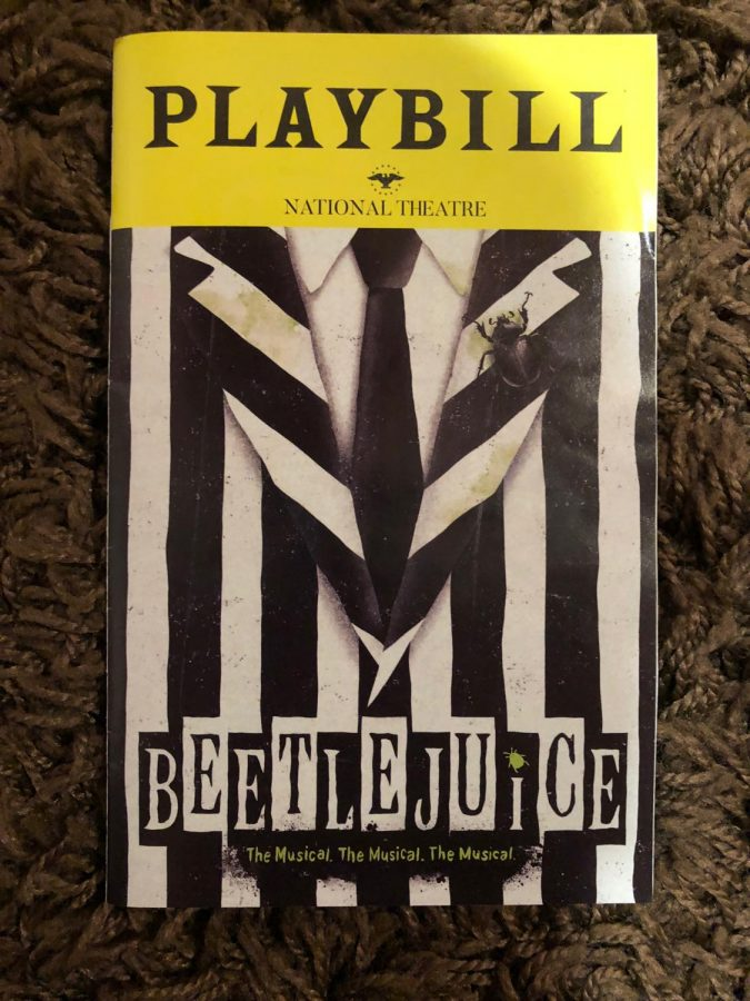 Theater review: Beetlejuice