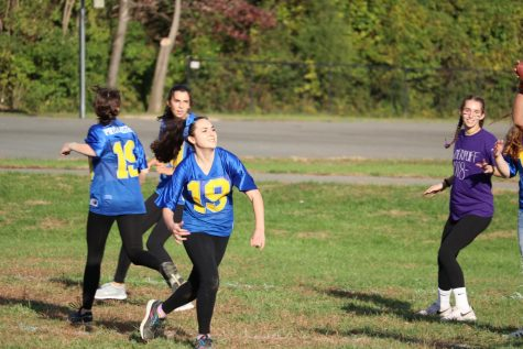 Touchdown at Powderpuff