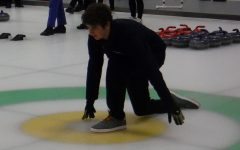 Rocks on ice: Sophomore competes in curling