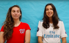 Video: Meet the girls varsity volleyball team