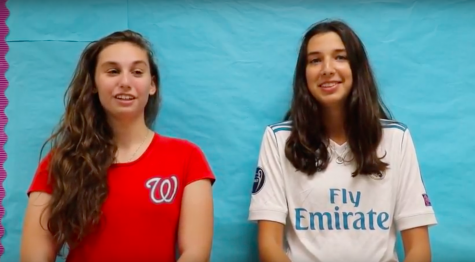 Video: Meet the girls varsity volleyball team