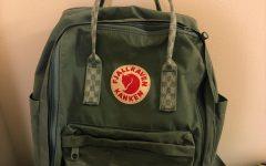 Fjallraven Kanken backpacks sported by students