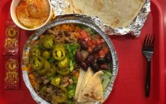 From cart to finish, The Halal Guys doesn't fail to delight