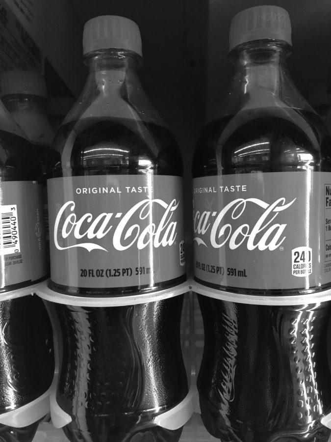 Coca-Cola is just one of the methods of consuming caffeine popular among students.