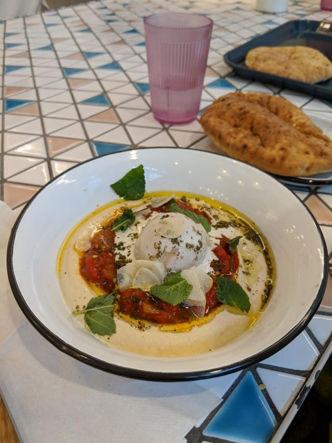 Little Sesame gives hummus a new identity as a main ingredient instead of a side dish by serving a variety of hummus based meals at reasonable prices. Little Sesame's goal is to redefine hummus in America.