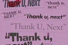 """""""Thank U, Next:"""" When albums empower"""