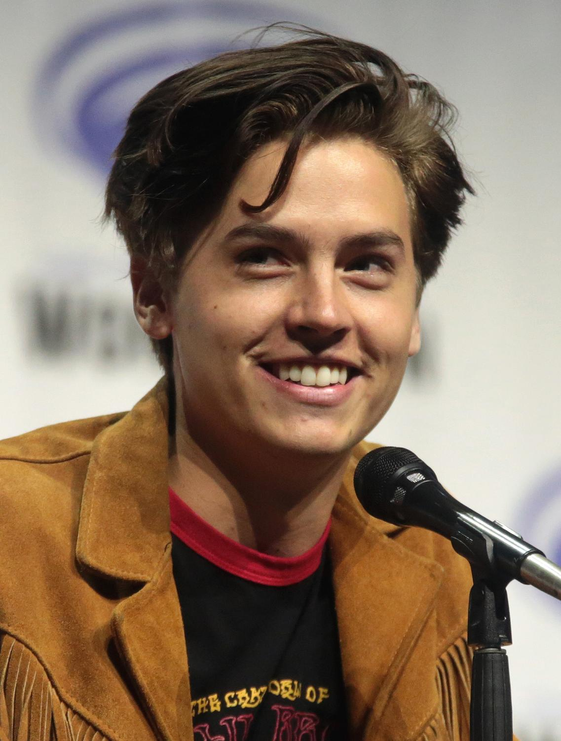 Cole Sprouse plays Will Newman in