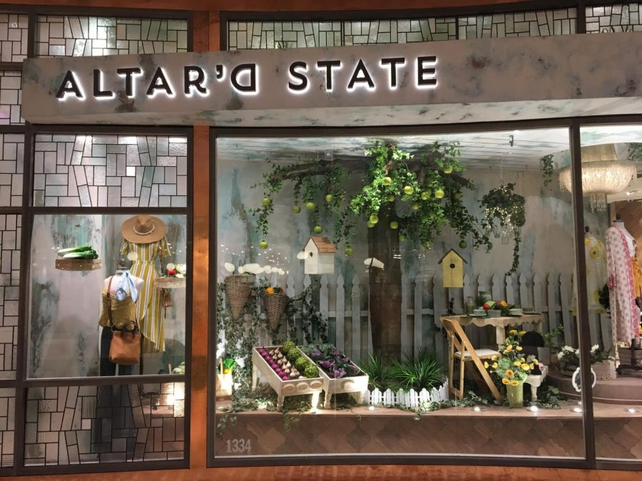 Altar'd State of mind: A Jewish view on a Christian store