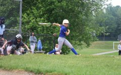 Lions narrowly fall to Burke Bengals in softball semifinal game