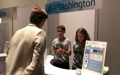 Eighth-graders' STEM device showcased in international Cadena Initiative competition