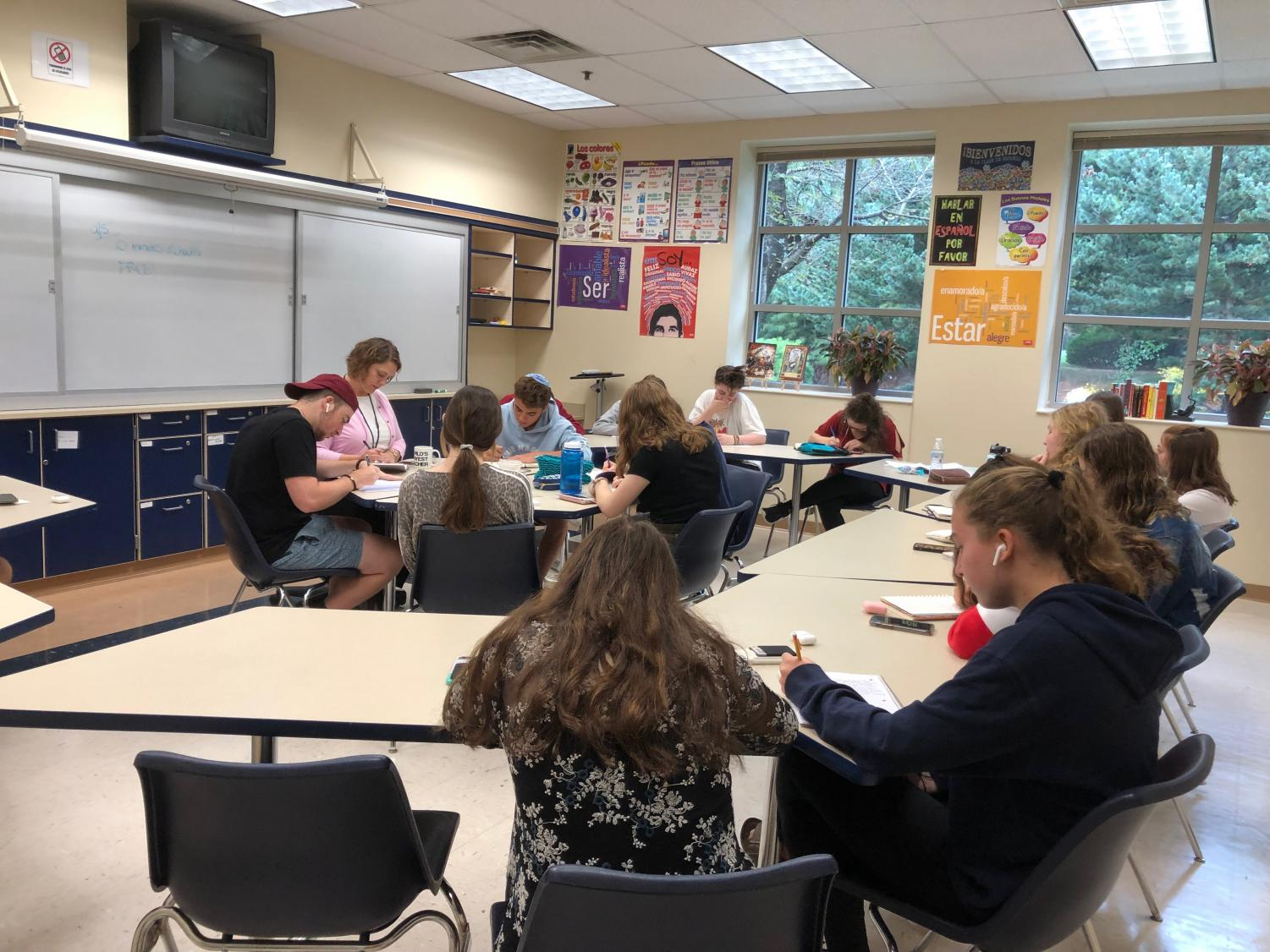 This year, several Minyans are overcrowded, decreasing the number of students permitted in the Journaling Drisha Minyan. Here's what CESJDS should do to improve their Zman Kodesh program.