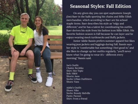 Seasonal Styles: Fall Edition