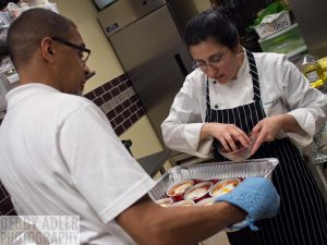 Profile of Rachell Bitton, chef and JDS parent