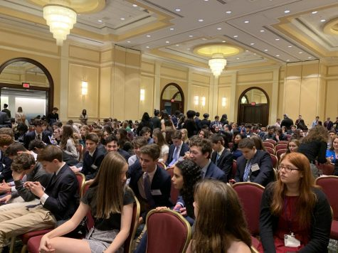 Junior State of America Fall Convention in pictures