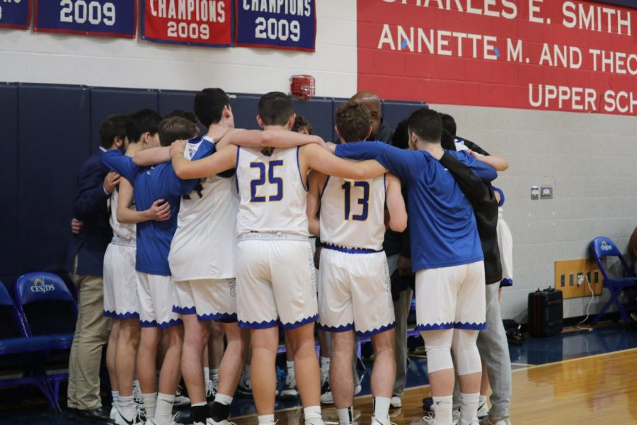 The+CESJDS+Lions+defeated+the+Magen+David+Yeshiva+Warriors+55-36+on+Friday.+The+Warriors+came+to+Maryland+from+their+home+in+Brooklyn%2C+Ny.+to+play+against+the+Lions+as+well+as+the+Hebrew+Academy+Cougars.+While+the+Warriors+came+into+the+game+as+the+top+ranked+Jewish+high+school+basketball+team+in+the+country%2C+the+Lions+came+out+strong+with+a+dominating+win.+