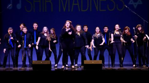 Shir Madness performs on Kennedy Center's Millennium Stage