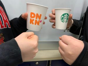 Dunkin' Vs. Starbucks: The Ultimate Coffee Showdown