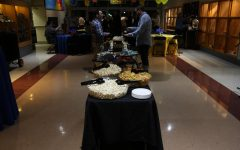 "Alumni attend ""Shmooze-a-palooza"" event at upper school campus"