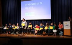 Two eighth-graders win JDS middle school spelling bee contest