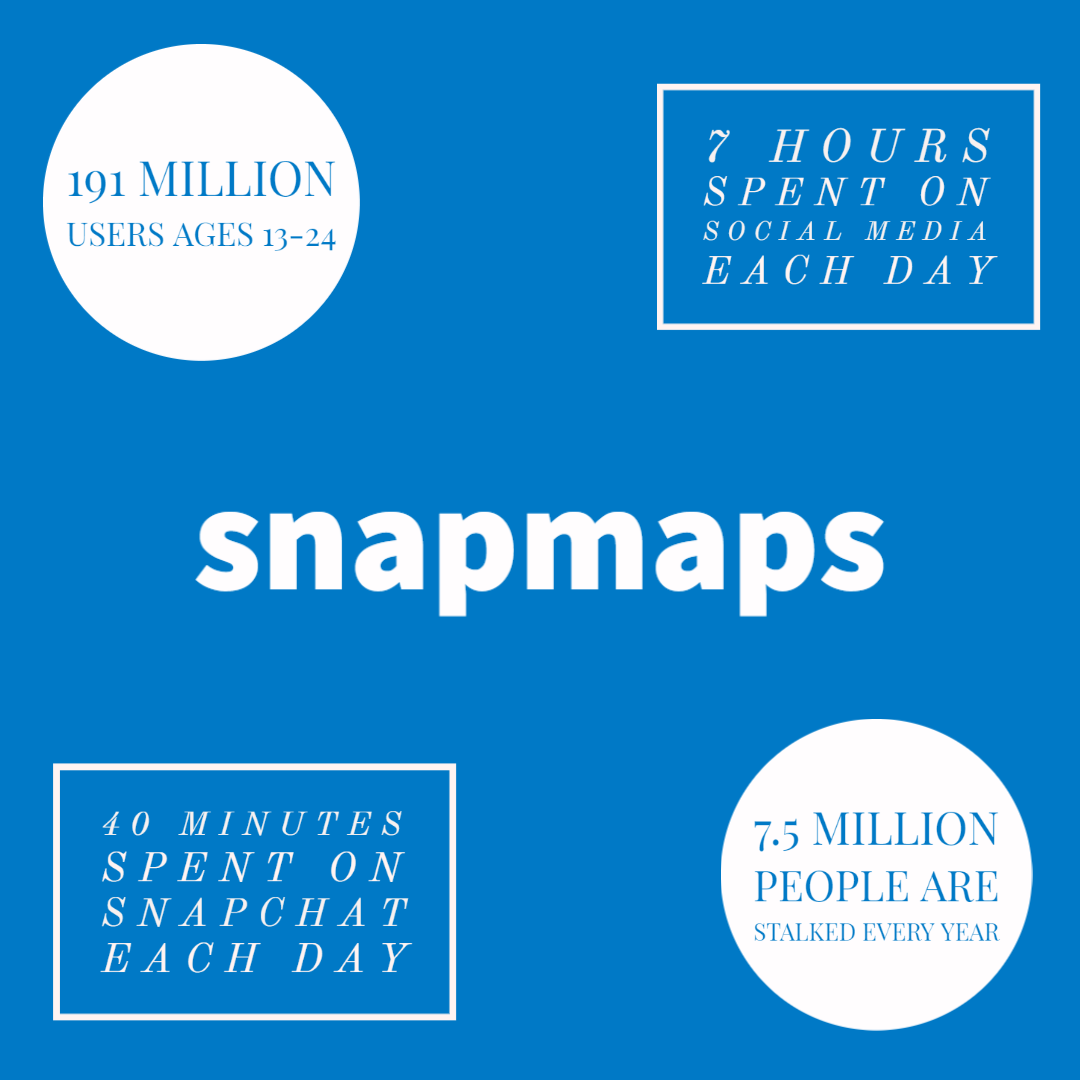 Snapmaps present a danger to the safety and well-being of today's youth. Here is why.