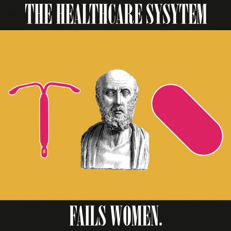 This podcast notes the struggles for women in terms of the healthcare system. Listen for more details.