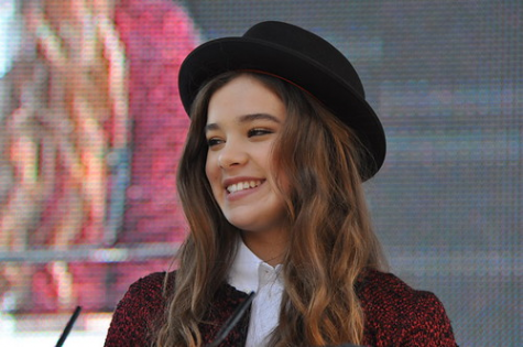 Hailee Steinfeld has released a new extended play record.