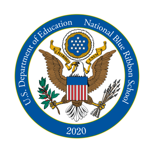 In 2020, CESJDS was named a National Blue Ribbon School. The award is given to schools that show academic excellence and success.