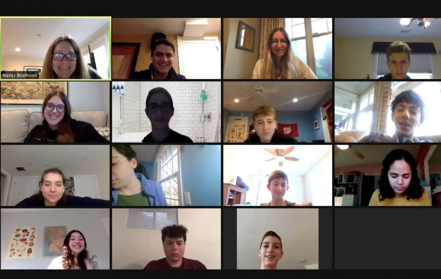 Mock Trial club goes virtual